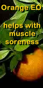 Ormus Minerals Orange Healing Ormus Oil - helps with muscle soreness