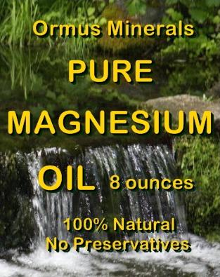 Ormus Minerals PURE Magnesium Oil