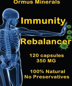 Ormus Minerals IMMUNITY Rebalancer