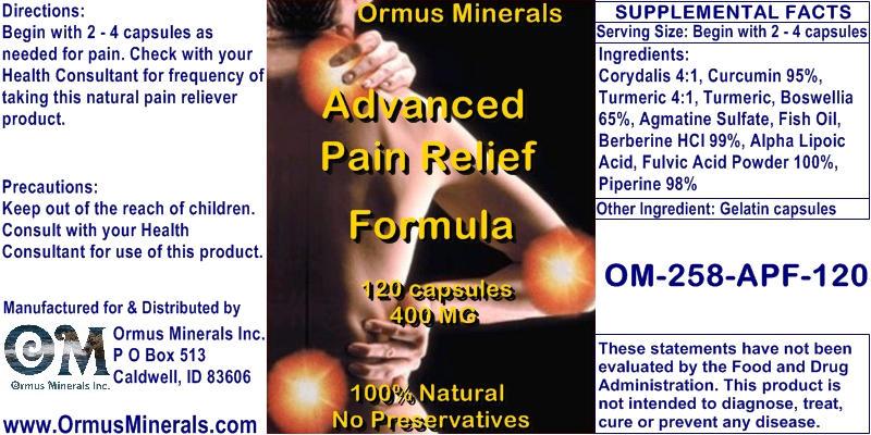 Ormus Creams - Ormus Minerals NUTRITION Supplements (Capsules)