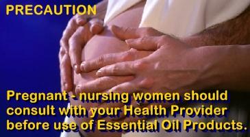 Ormus Minerals Essential Oils - Pregnant Nursing Women