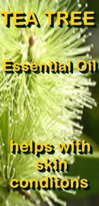 Ormus Minerals Tea Tree Essential oil helps with skin conditions